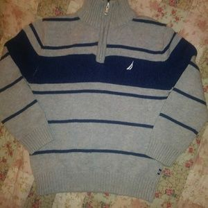 Nautica Shirts & Tops - Boys Nautica Sweater size 5/6